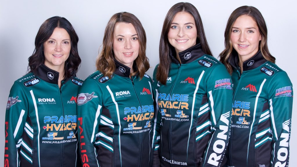 Grand Tour Streaming >> Women's Teams - The Grand Slam of Curling