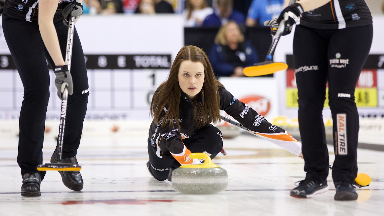 Fleury fired up to play close to home at Masters in North Bay - The Grand Slam of Curling