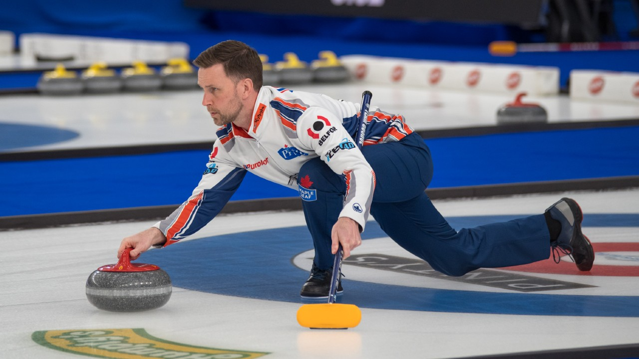 32 Teams in 32 Days — Day 8: Team Gushue - The Grand Slam of Curling