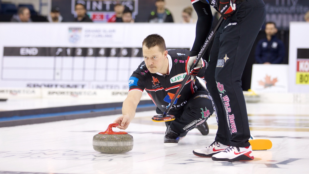 Manitoba storm forces cancellation of Portage curling event - The Grand Slam of Curling