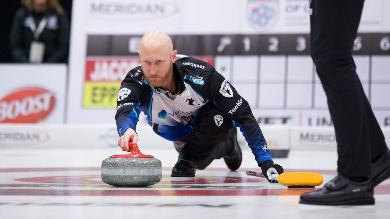 Pinty's Cup-date: Jacobs, Hasselborg sliding away - The Grand Slam of Curling